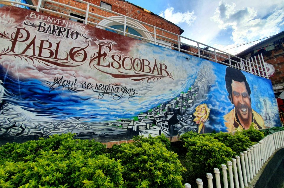 KOLUMBIA: Kraj o wielu twarzach