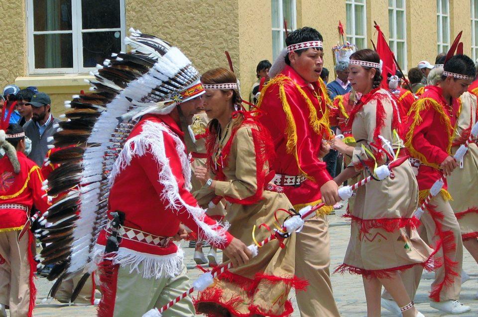 CHILE: Festiwal w Andacollo, czyli Boże Narodzenie inaczej