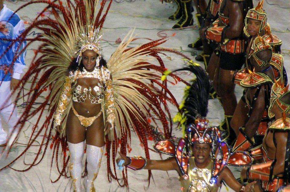 BRAZYLIA: Karnawał w Rio de Janeiro